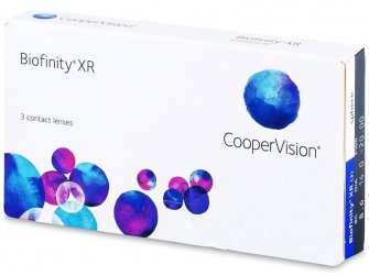)Biofinity XR ( 6 pack