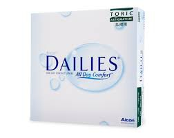 Focus Dailies Toric (90 Pack) Vervangen door Dailies Aqua Toric 90 pack