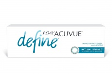 Acuvue 1-Day Define Sparkle (30 Pack)